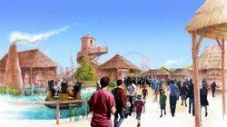 Un parco divertimenti a Venezia (VIDEO,