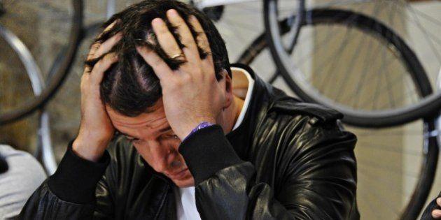 Matteo Renzi fuori dal podio nella classifica dei sindaci più apprezzati. È quarto dietro Emiliano, Doria...