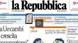 La nuova Repubblica in edicola
