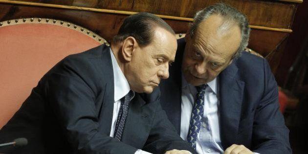 Incandidabilità di Silvio Berlusconi, Nitto Palma (Pdl):