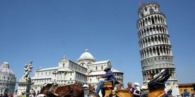 Torre di Pisa si
