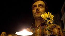 Ragazzo gay suicida a Roma: la fiaccolata per Simone: