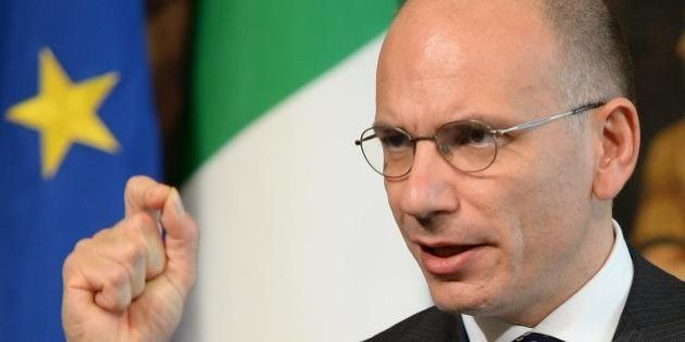 Enrico Letta all'International New York Times: