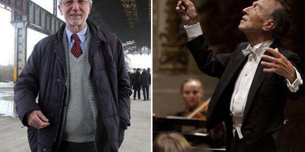 Intervista a Claudio Abbado e Renzo Piano: