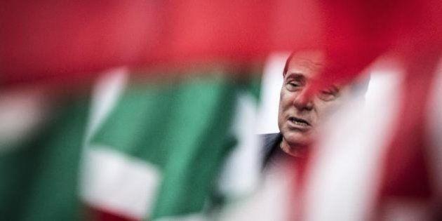 Silvio Berlusconi prepara la campagna elettorale: se sarà incandidabile punterà tutto sul brand