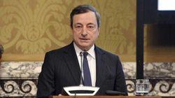 Draghi non vede rischi di deflazione per