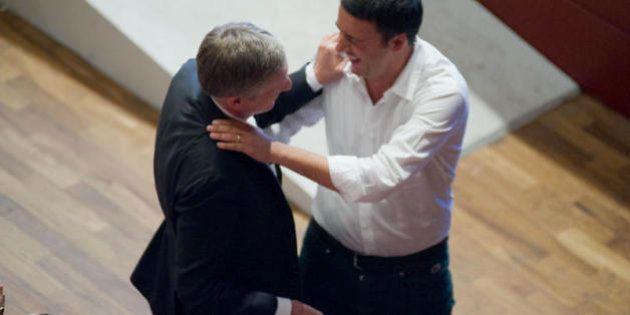 Congresso Pd, tra Matteo Renzi e Gianni Cuperlo si gioca al fair play. Ma sui territori il partito è