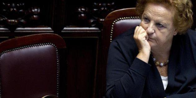 Anna Maria Cancellieri si difende sul caso Giulia Ligresti: