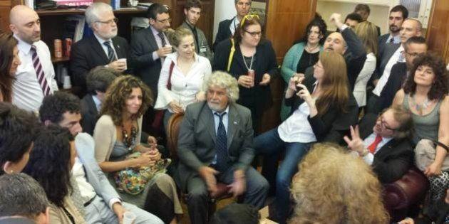 Letta-bis: undici i senatori M5s che non vogliono le urne. Ma Sonia Alfano: