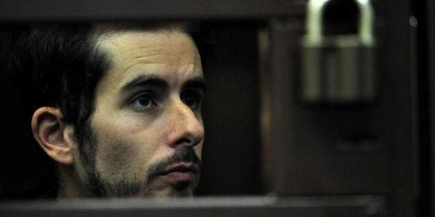 FOTO Cristian D'Alessandro, arrestato in Russia: le immagini dal
