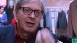 Da Cruciani la moda incontra l'arte di Jeff Koons