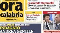 L'Ora della Calabria rischia di