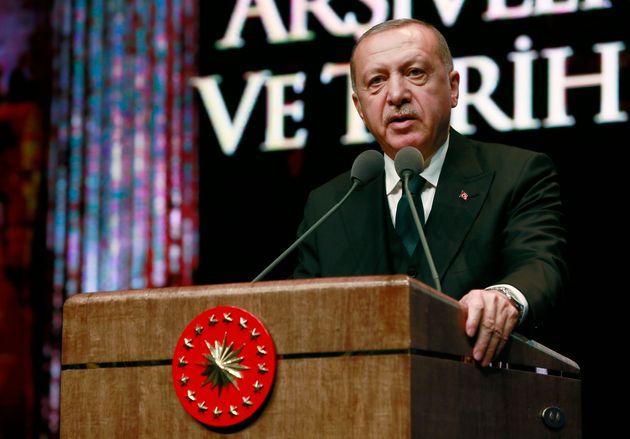 Σφοδρή επίθεση του Ερντογάν στην Γαλλία για την γενοκτονία των