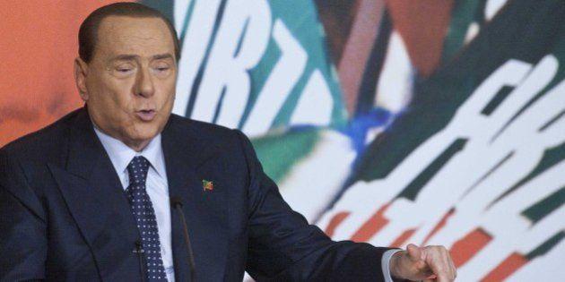Silvio Berlusconi in copertina sul Sunday Times Magazine.