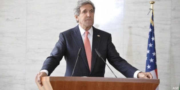 Guerra in Siria: John Kerry: