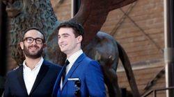 Radcliffe è Allen Ginsberg in