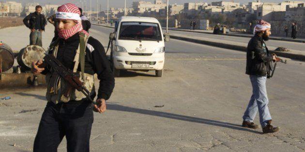 Siria, Emirato Islamico dell'Iraq e del Levante in difficoltà ad Aleppo. Il quartier generale espugnato...