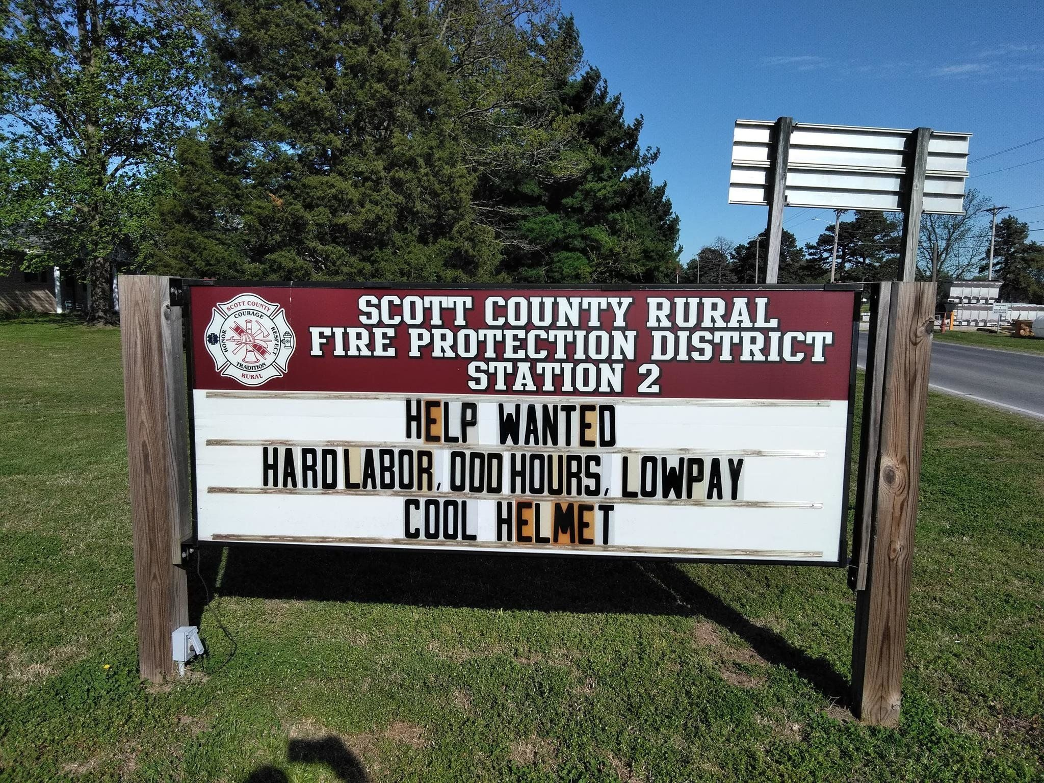 Scott County Rural Fire Protection District