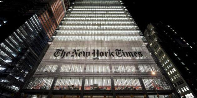 New York Times down: il sito del giornale sparisce. Ipotesi cyberattacco