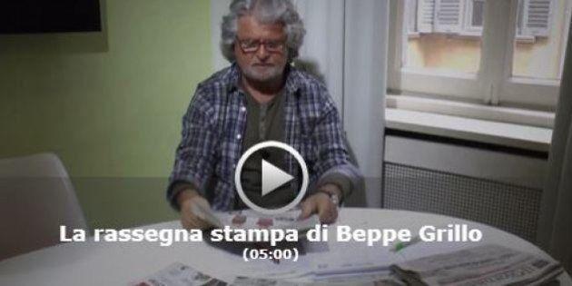 Beppe Grillo blog: