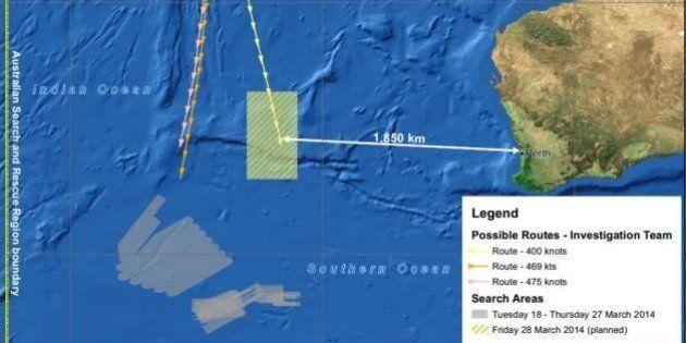 Volo scomparso MH370, oggetti avvistati in una nuova zona dell'Oceano Indiano