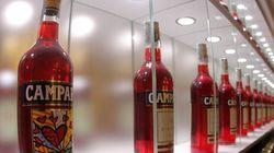 Campari si beve
