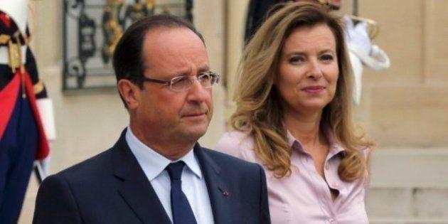 Francois Hollande e Valerie Trierweiler si lasciano. Il presidente annuncia la