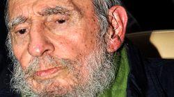 Fidel Castro riappare in pubblico dopo 9 mesi