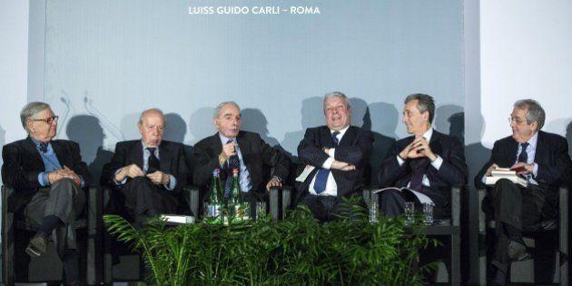 Pier Carlo Padoan prende il testimone da Amato, Dini, Saccomanni &Co. Il
