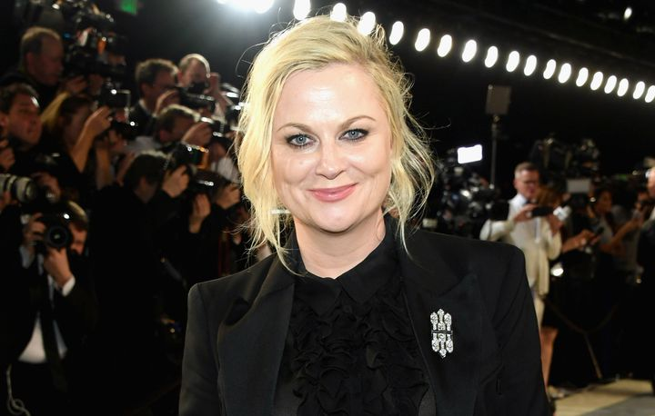 "Amy Poehler gave an exclusive interview to The Hollywood Reporter ahead of her directorial debut, ""Wine Count"