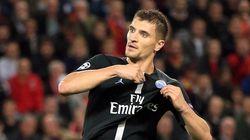 Thomas Meunier ciblé par des fans du PSG, sa compagne le
