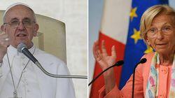 Siria, Bonino con il Papa: