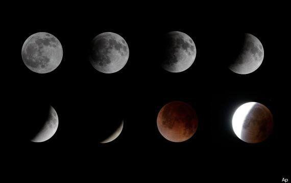 Blood Moon, la