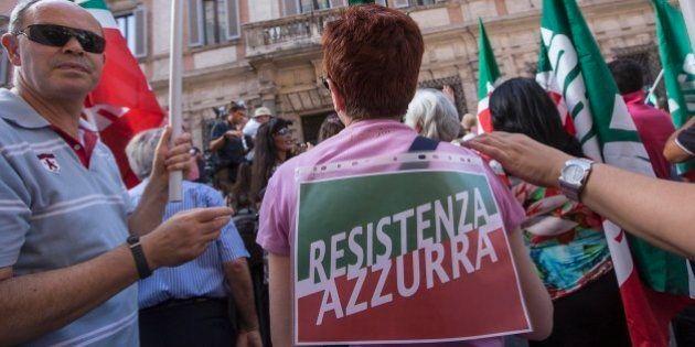 Grazia a Silvio Berlusconi: il Pdl si prepara a rinviare la decadenza del Cav