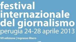Stop al Festival di giornalismo di Perugia. Arianna Ciccone: