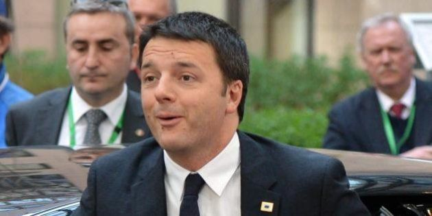 Matteo Renzi sull'abolizione del Senato:
