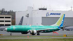 Boeing: 1 δισ. δολάρια θα κοστίσει η καθήλωση των αεροσκαφών 737