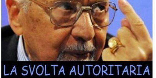 Beppe Grillo e Gianroberto Casaleggio: