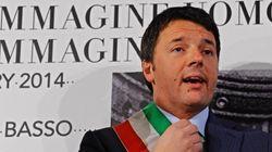 Renzi si ricandida a sindaco, il suo biglietto di visita nella strada per Palazzo