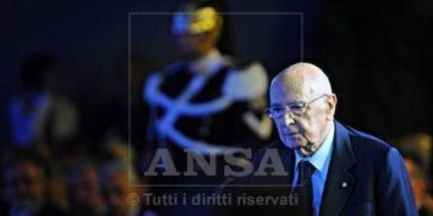 Marò, Giorgio Napolitano assicura: