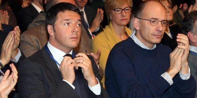 Graziano Del Rio sul rapporto tra Enrico Letta e Matteo Renzi:
