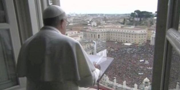 Angelus Papa Francesco: