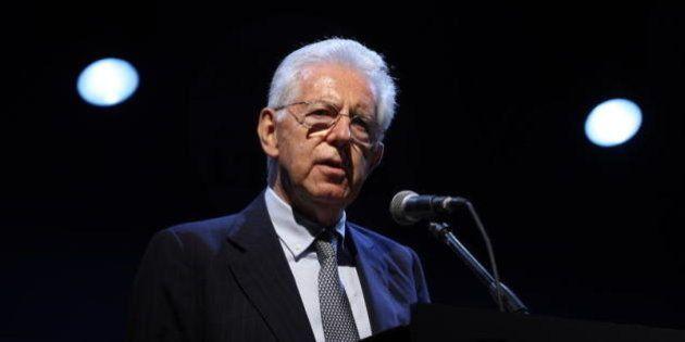 Mario Monti: dietro le dimissioni da Scelta civica il tentativo di Mauro di fare liste