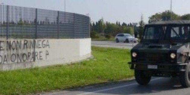 Erich Priebke, scritte neonaziste inneggianti al boia compaiono sui muri di Udine