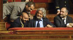 Beppe Grillo: no a Equitalia e al 416-ter, show (gratuito) a Roma per aprire la campagna elettorale delle