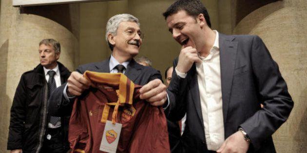 Massimo D'Alema all'attacco di Matteo Renzi. E per la commissione Ue spunta Enrico
