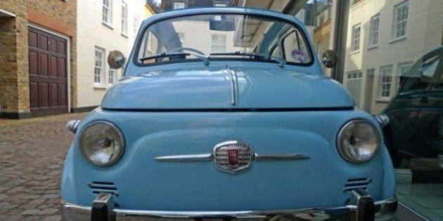 Nuova Fiat 500 Transformable del 1959 in vendita per 40mila euro. La valutazione dello specialista Graeme...