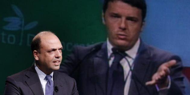 Unioni civili, Renzi vicino all'intesa con Alfano. Ma si prepara ad attaccare sulla modifica della