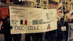 A Brescia Kyenge contestata da Lega, Forza Italia, Forza Nuova e