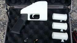 Scatta l'allarme per le pistole prodotte con stampanti